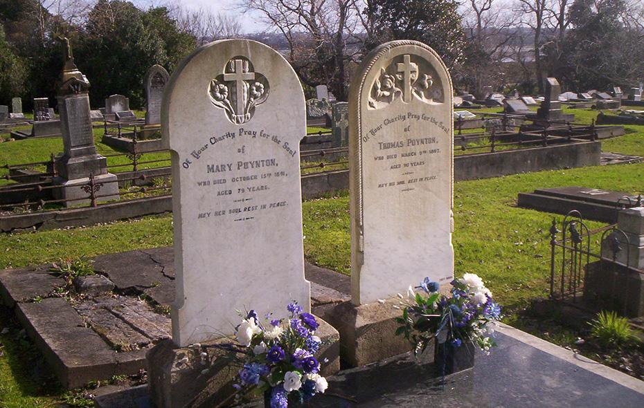 Poynton Graves